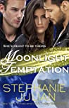 Moonlight Temptation (Lucani Lovers, #4)
