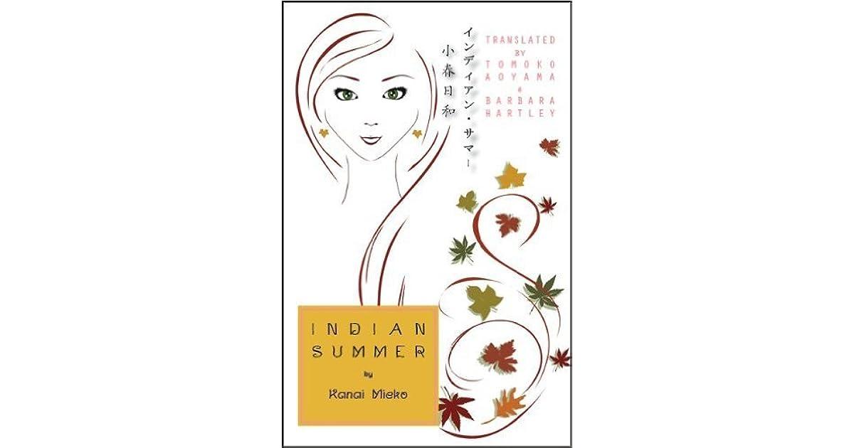 Indian Summer By Mieko Kanai