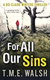 For All Our Sins (DCI Claire Winters #1)