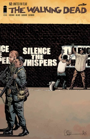 The Walking Dead, Issue #152