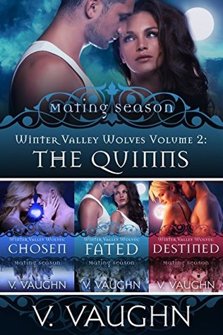The Quinns - Winter Valley Wolves Volume 2: True Mate Love