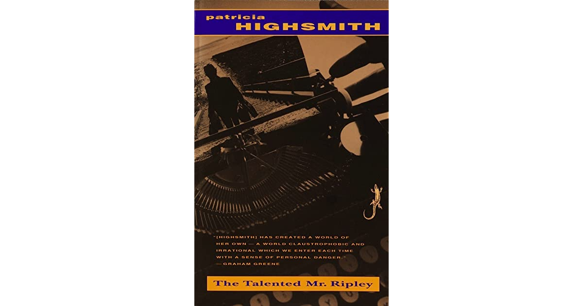 the talented mr ripley patricia highsmith pdf