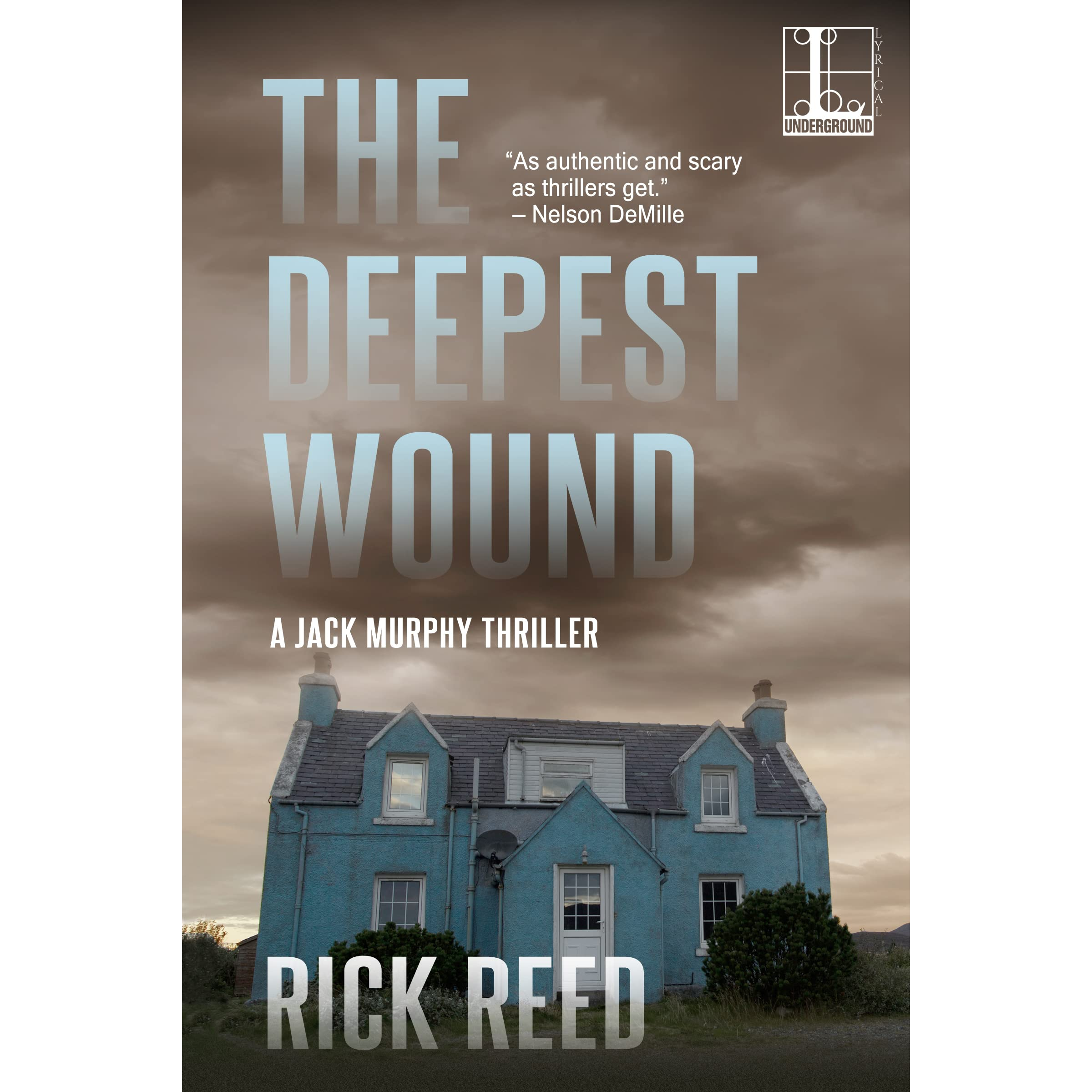 The Deepest Wound (detective Jack Murphy #3) By Rick Reed — Reviews,  Discussion, Bookclubs, Lists