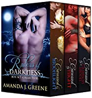 Rulers of Darkness Box Set (Books 1 -3)