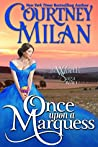 Book cover for Once Upon a Marquess (The Worth Saga #1)