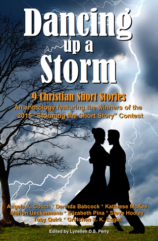 Dancing Up A Storm by Lynellen D.S. Perry
