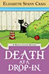 Death at a Drop-In (Myrtle Clover Mysteries, #5)