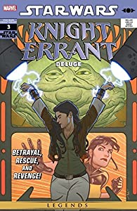 Star Wars: Knight Errant - Deluge (2011) #3 (of 5)