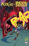 Moon Girl and Devil Dinosaur #3 by Amy Reeder