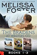 The Bradens (Books 1-3 Boxed Set): Love in Bloom