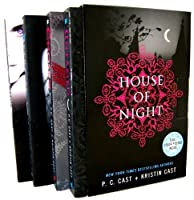 Untamed / Chosen / Betrayed / Marked (House of Night 4 book Box set