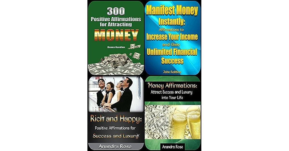 Money Affirmations Bundle: Positive Affirmations to Manifest