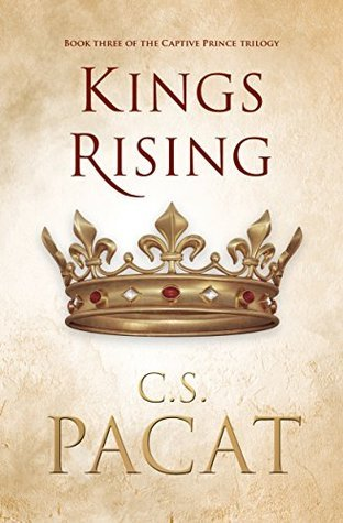 Kings Rising by C.S. Pacat