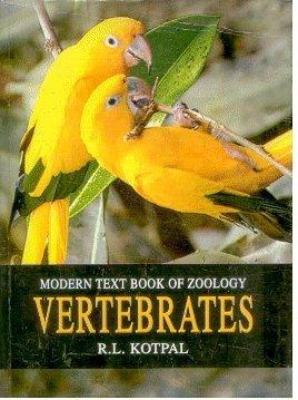 vertebrate zoology by kotpal pdf free download