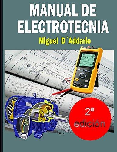 Manual de Electrotecnia  by  Miguel DAddario