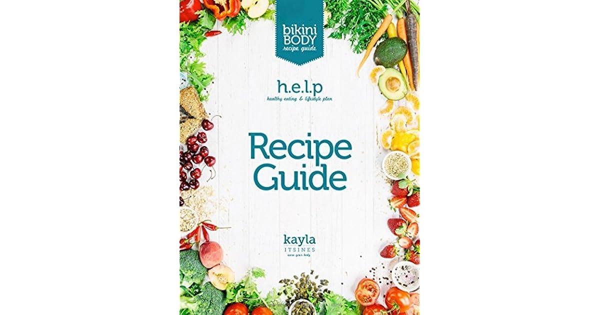 Bikini body recipe guide by kayla itsines fandeluxe Images