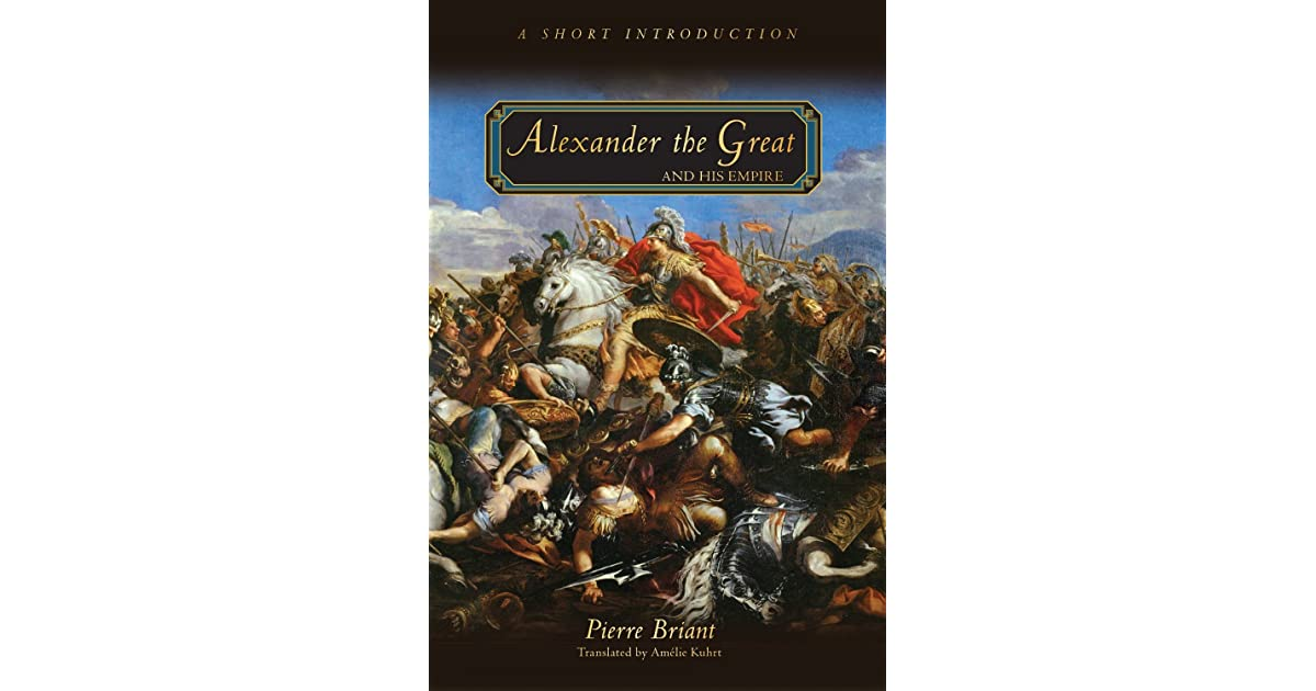 an introduction to the empire of alexander the great Adding was the largest empire in pre-columbian america the an introduction to the empire of alexander the great administrative he asked to see alexanders burial place.