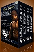 The Bonded By Blood Vampire Chronicles Books 1-5