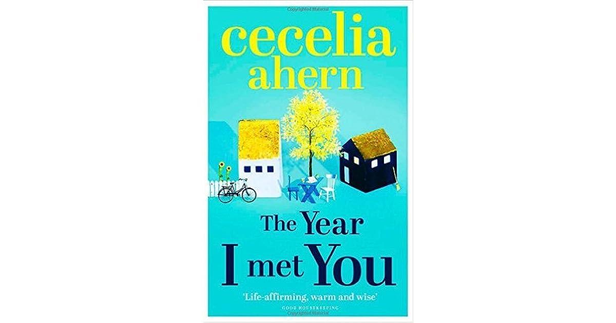 Cecelia Ahern The Year I Met You Ebook