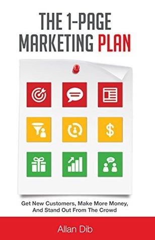 Benas Aukstikalnis S Review Of The 1 Page Marketing Plan