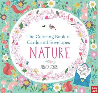 The Coloring Book of Cards and Envelopes by Nosy Crow