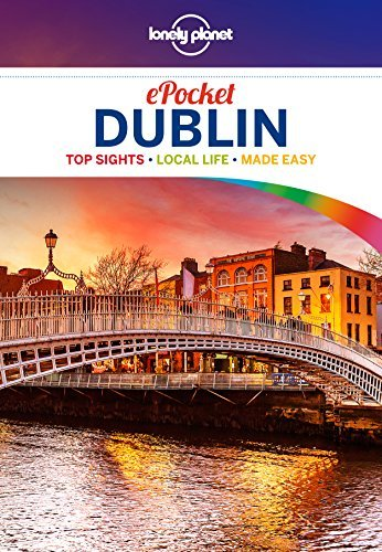 Lonely Planet Pocket Dublin (Travel Guide), 4th Edition
