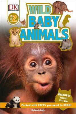 DK Readers L2 Wild Baby Animals