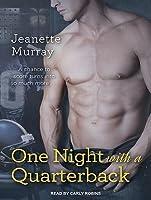 One Night with a Quarterback (Santa Fe Bobcats, #1)