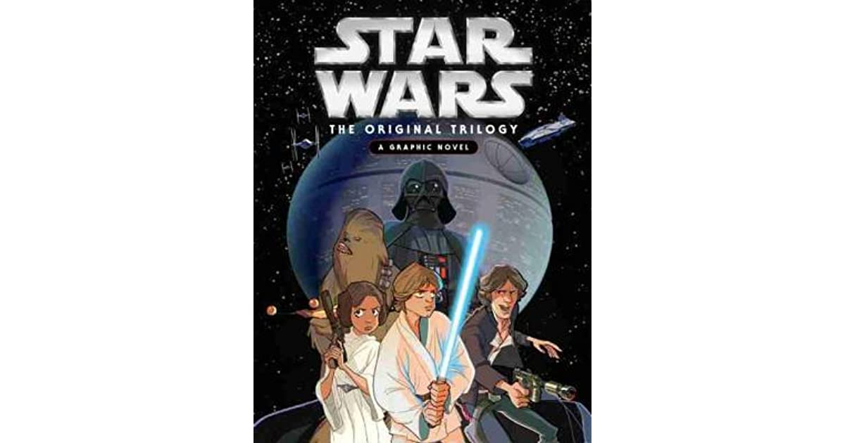 Star Wars The Original Trilogy A Graphic Novel By Alessandro Ferrari