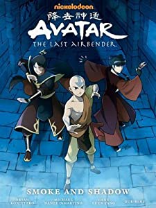 Avatar: The Last Airbender: Smoke and Shadow (Avatar: The Last Airbender, #4)