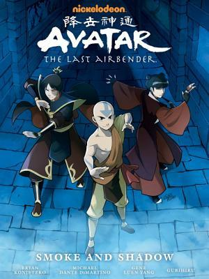 Avatar: The Last Airbender - Smoke and Shadow (Avatar: The Last Airbender, #4)