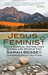 Book cover for Jesus Feminist: God's Radical Notion that Women are People Too