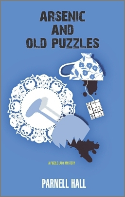 Arsenic and Old Puzzles: A Puzzle Lady Mystery (Puzzle Lady, Book 14)