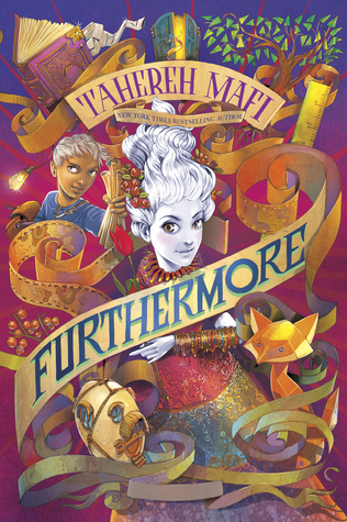 Furthermore (Furthermore, #1)