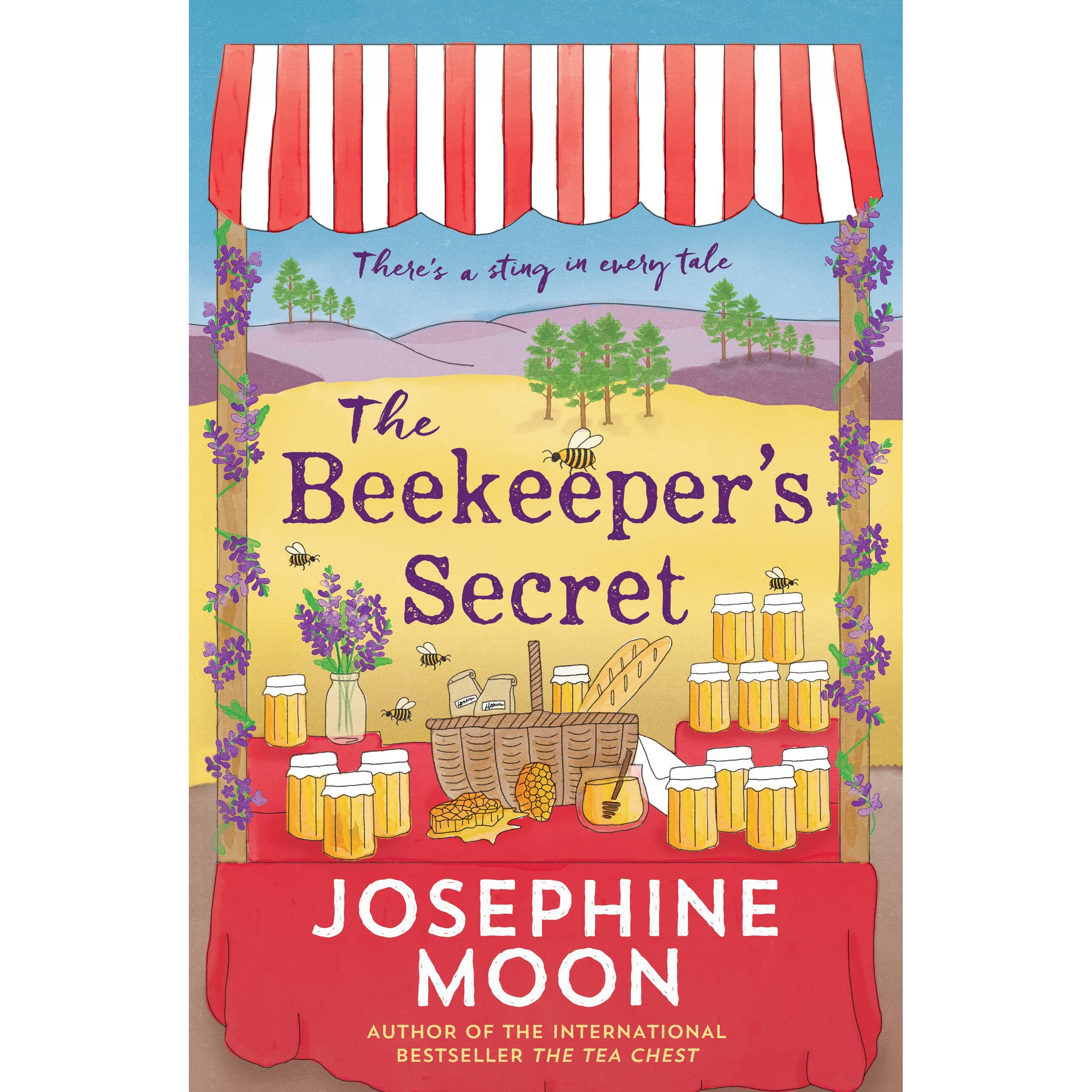 The Beekeeper's Secret By Josephine Moon €� Reviews, Discussion, Bookclubs,  Lists