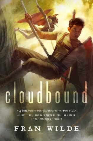 Cloudbound (Bone Universe, #2)