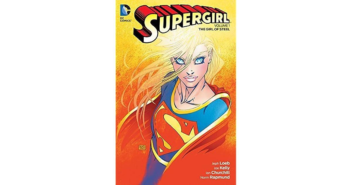 Supergirl tegneserie sex