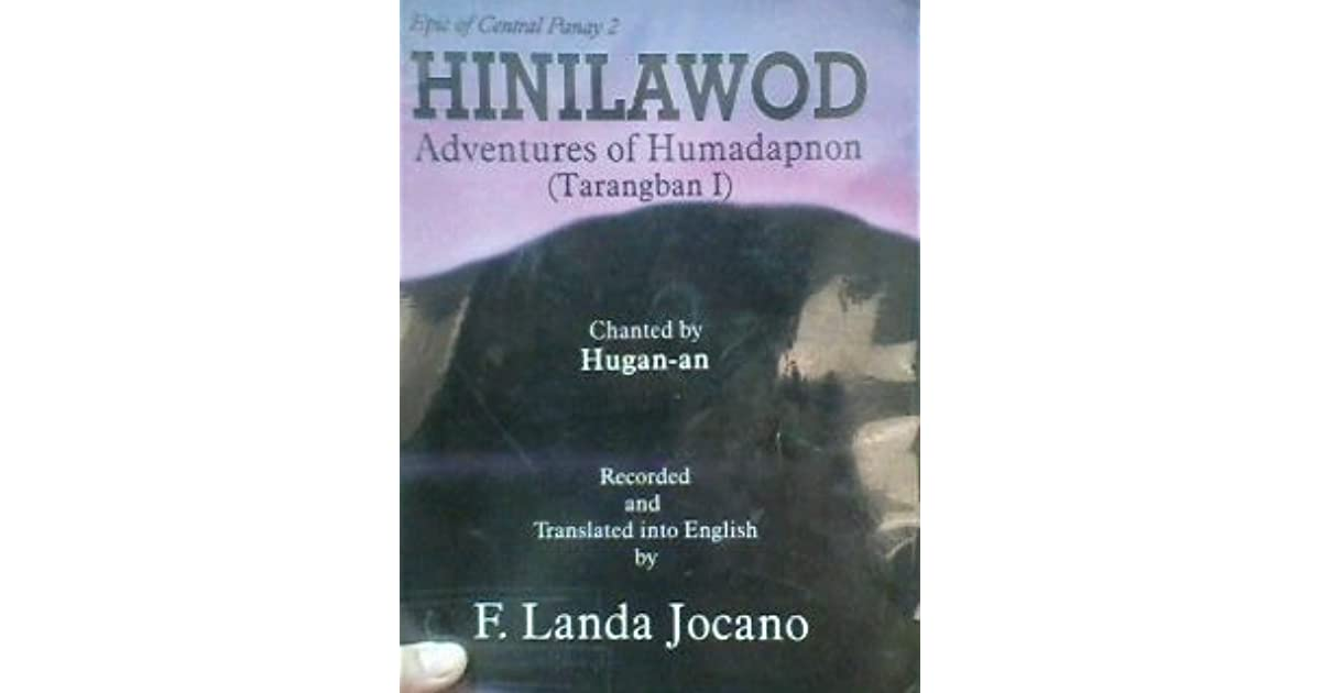 the prowess of aliguyon retold by f landa jocano