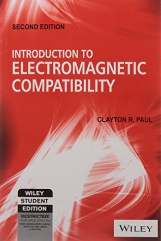 Introduction To Electromagnetic Compatibility By Clayton R Paul