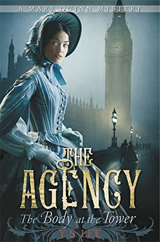 The Body At The Tower (The Agency, #2)