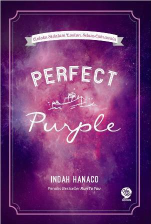 Perfect Purple by Indah Hanaco