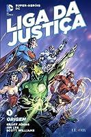 Liga da Justiça: Origem (Super-Heróis DC, #1)