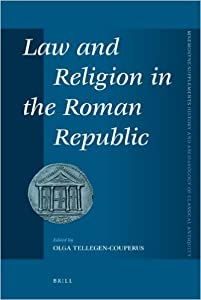 Law and Religion in the Roman Republic
