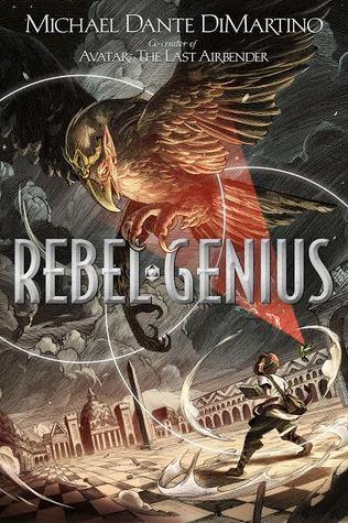 Rebel Genius (Geniuses #1)