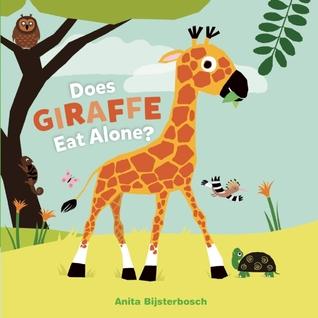 Does Giraffe Eat Alone?
