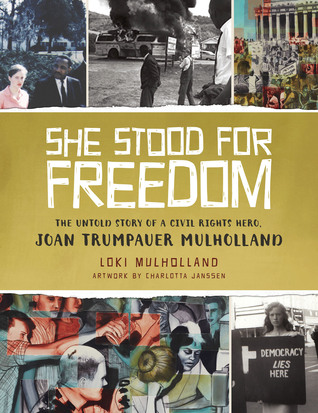 She Stood for Freedom by Loki Mulholland
