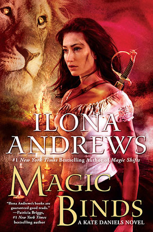 Magic Binds by Ilona Andrews