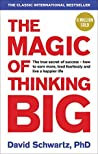 Book cover for The Magic of Thinking Big