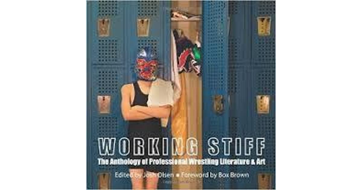 Stiff book working