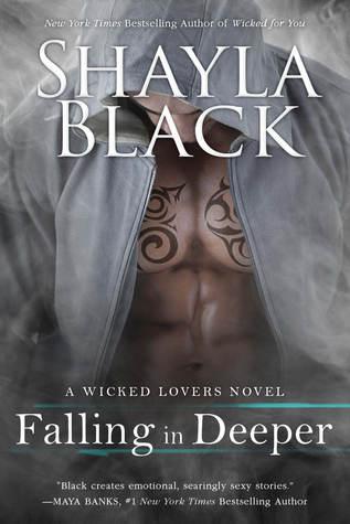 Falling in Deeper (Wicked Lovers, #11)